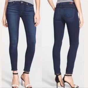 PAIGE Verdugo Skinny Ankle Jean ~ Nottingham Wash